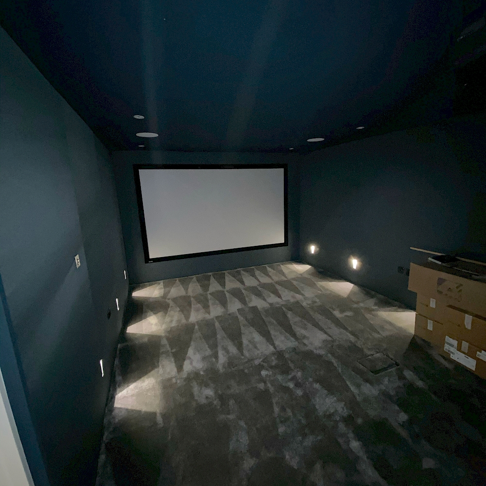 Home Cinema Triad System